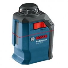 Лазерный нивелир  Bosch GLL 2-20 + BM3 + кейс (0601063J00)