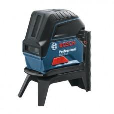 Лазерный нивелир Bosch Professional GCL 2-15 + RM1 (0601066E00)
