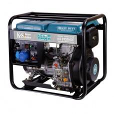 Дизельный генератор Konner & Sohnen KS 6102HDE (двигатель EURO II)