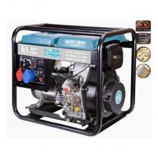 Дизельный генератор Konner & Sohnen KS 8102HDE (двигатель EURO II)