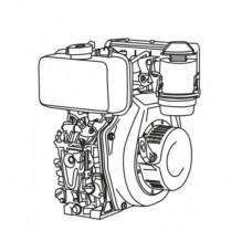 Двигатель дизельный Vitals DM 12.0kne (148187)