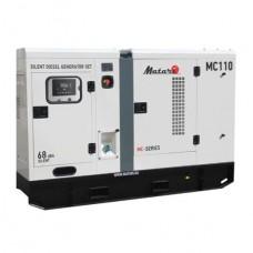 Электростанция дизельная Matari MC25S (Isuzu+Stamford)