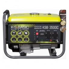 Генератор бензиновый Konner & Sohnen BASIC KSB 3500 С