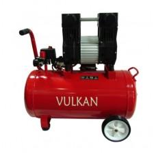 Компрессор Vulkan IBL50LOS безмасляный, 1.6 кВт, 50 л (25368)