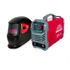 Комплект Сварочный аппарат Vitals B 1600 + маска сварщика Vitals 1500 (1+1) (156472)