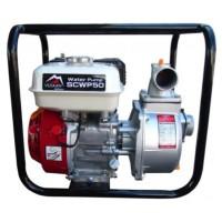 Мотопомпа бензиновая VULKAN SCWP50H для чистой воды (81496)