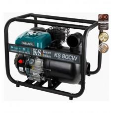 Мотопомпа для агрессивных жидкостей Konner & Sohnen KS 80 CW