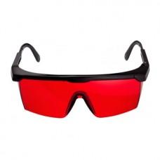 Очки усиливающие яркость лазера Bosch красные (1608M0005B)