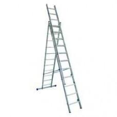 Лестница алюминиевая Elkop 3-х секц.VHR T3х8 (37360)