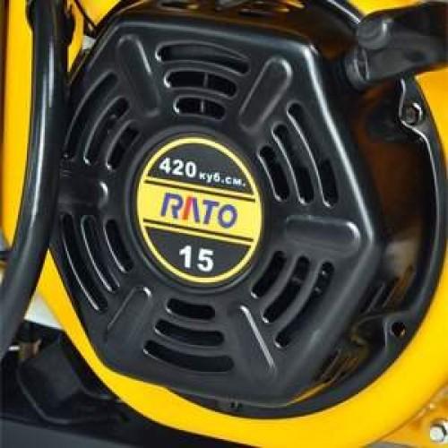 Генератор двухтопливный 220В Rato R6000DW-VL
