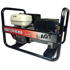 Сварочный генератор AGT WAGT 220 DC HSB