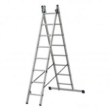 Лестница алюминиевая Elkop 2-х секц.VHR P 2x16 (37496)