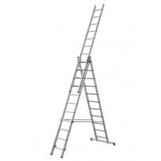 Лестница алюминиевая Elkop 3-х секц.VHR H 3x12 (37492)