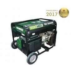Трехфазный генератор бензиновый Iron Angel EG 5500 E3