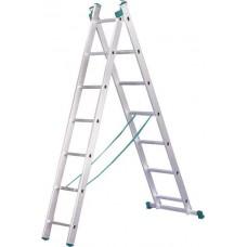 Лестница универсальная ITOSS 7507 (2х7) (15700)