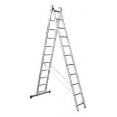 Лестница универсальная ITOSS 7511 (2х11) (15080)