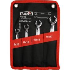 Набор накидных ключей Yato YT-0143