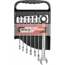Набор ключей комбинированных Yato YT-0208
