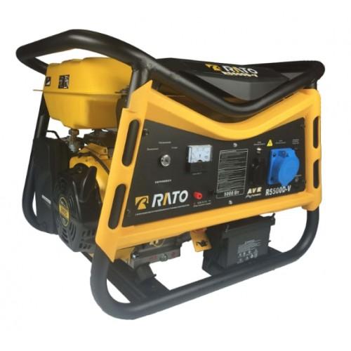 Бензиновый генератор Rato R5500D-V