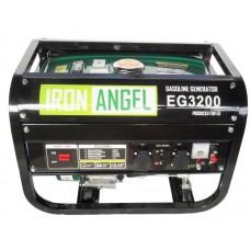 Бензиновый генератор IRON ANGEL EG3200